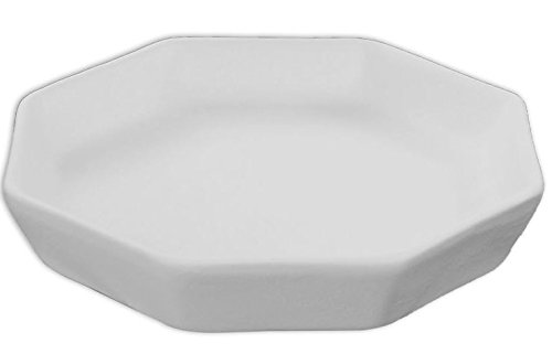 Octagon Catch-All Dish - Fusible Glass Slumping Mold