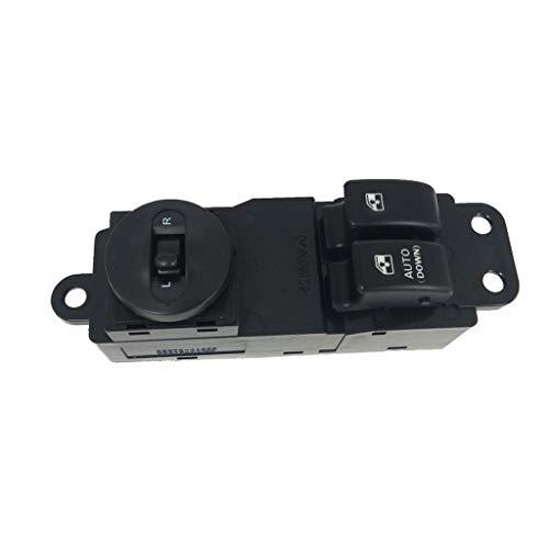 IPOTCH 935704A000 Interruptor de Control Maestro de La Ventana Eléctrica para Hyundai H1 01-06