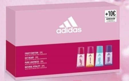 adidas FRUITY RHYTHM 30V X 4 TIPOS! 30 ml