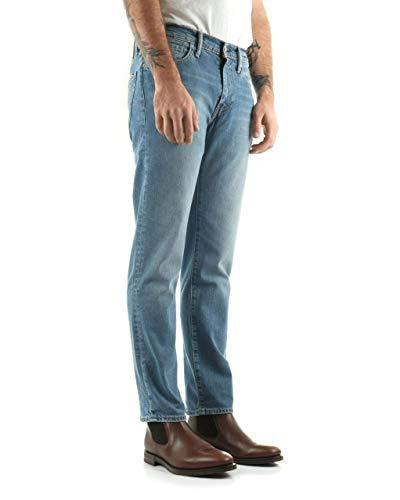 Levi's Herren Jeans 511 Slim Fit, W36/L30, Blau (Harbour)