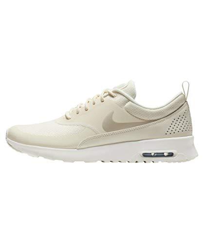 Nike Women's Air Max Thea Trainers, Beige (Pale Ivory/Sail-Aluminum 112), 6.5 (40.5 EU)