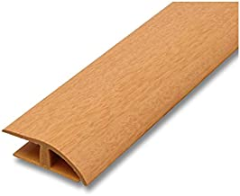 【段差見切材 樹脂製】イノヴァーフロア用見切り FMA 6種類 12.2x39x2700mm 部材 INOVAR 床材 (ハニーオーク)