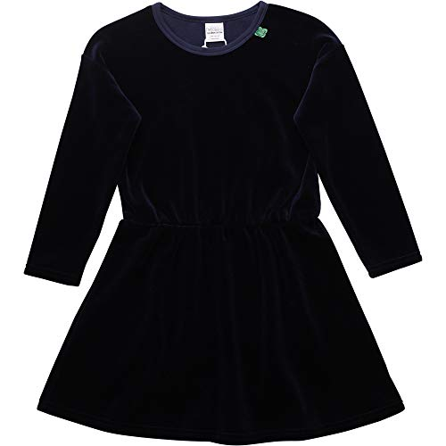 Freds World by Green Cotton baby-flicka sammetsklänning