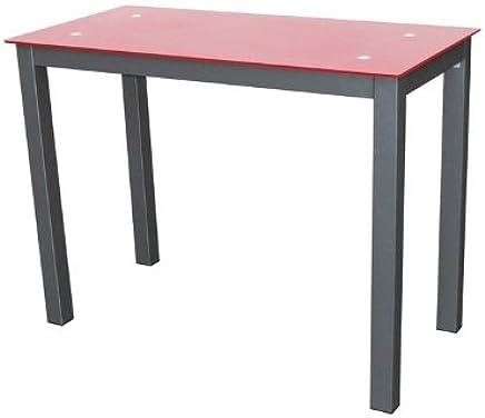 Amazon.es: mesa cocina roja - Mesas / Comedor: Hogar y cocina