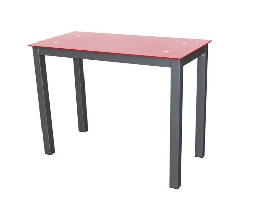 Nd - Mesa refez Rectangular - roja