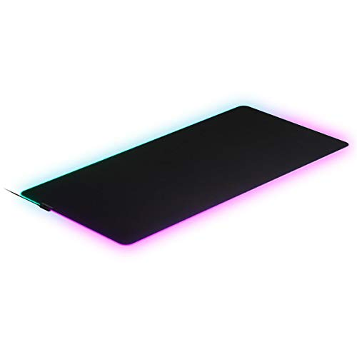 SteelSeries QcK Prism Cloth Gaming Mouse Pad, 3XL