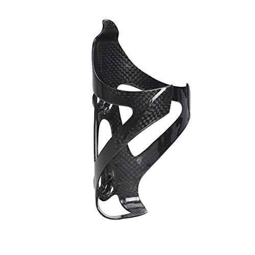 MWQCEW Agua de la Bicicleta Portabidones 73mm 2.87in Completa de Fibra de Carbono Titular de la Botella/MTB Bicicleta de Carretera Ultra Ligero Cyclie para Viajes al Aire Libre