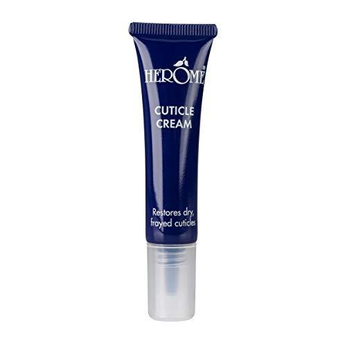 Herome Nagelhaut Creme (Cuticle Cream) - 15ml. - Repariert Trockene und (ein)gerissene Nagelhäute und Hat Eine Entzündungshemmende Wirkung