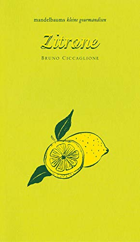 Zitrone: mandelbaums kleine gourmandisen