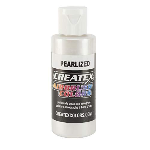 Createx Blanc nacré Airbrush Couleurs Couleur 120ml 12 5310