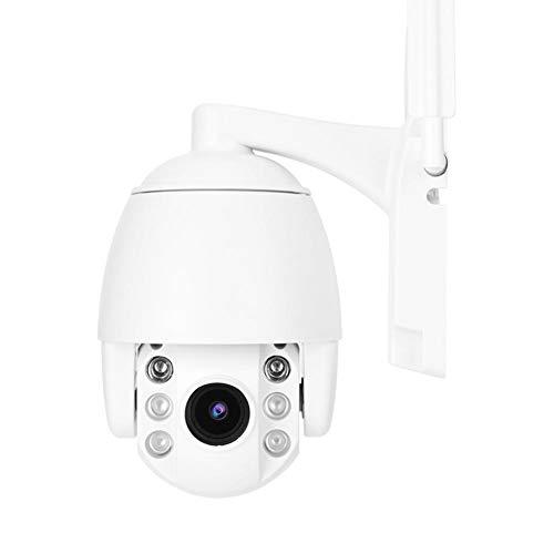 Sistema di telecamere di sorveglianza di sicurezza 3G   4G 1080P Cctv, Telecamera IP bidirezionale audio IP, visione notturna Telecamera di sicurezza esterna(EU)