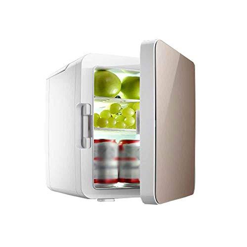 Frigo RéFrigéRateur Congelateur Glaciere 10L / 12V mini réfrigérateur petit réfrigérateur / chauffage de la voiture et boîte de refroidissement semi-conducteur / test pour voiture à double usage