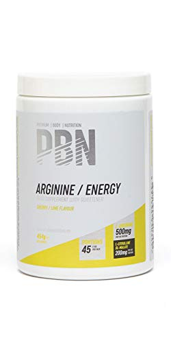 PBN Arginine/Energy Cherry/Lime 454g Jar