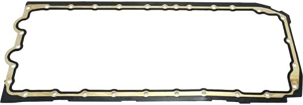 Oil Pan Gasket compatible with BMW 3- SERIES / 5-SERIES 06-10 6 Cyl 3.0L eng.