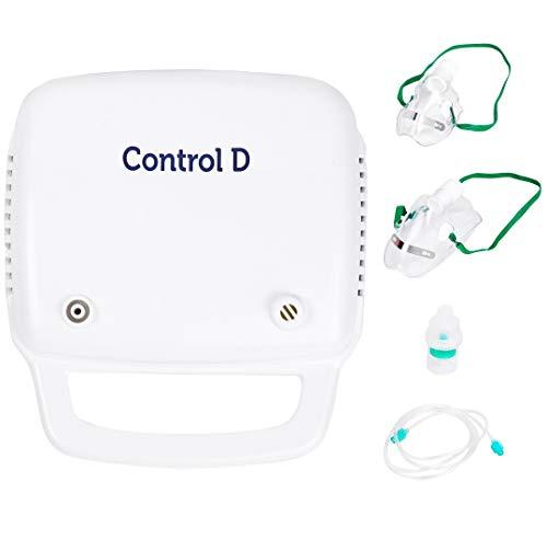 Control D White Nebulizer