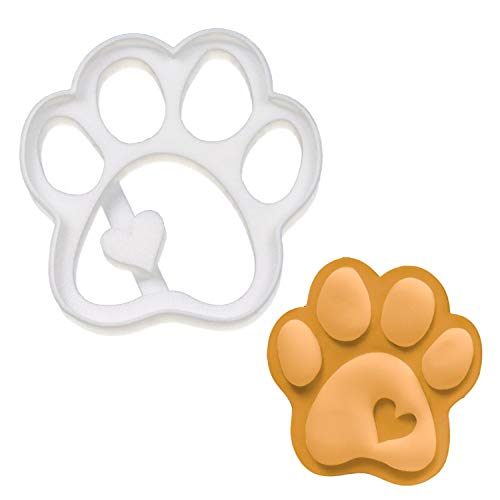 Cute Paw cookie cutter - Large, 1 piece - Bakerlogy
