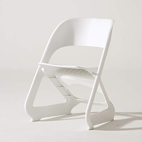 Nordic Leisure stoel moderne bureaustoel zakelijke vergadering te bespreken mode plastic stoel computer stoel stoel rugleuning stapelbare opslag