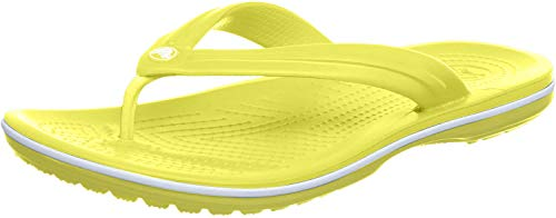 crocs Crocband Flip 11033 Tennis Ball Green/White 48-49