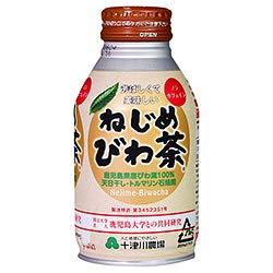 十津川農場『ねじめびわ茶 ボトル缶』