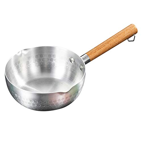 Aluminium Milk Pan, Non-Stick Saucepan Milk Pot Butter...