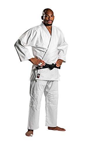 Ronin Brand Single Weave Bleach White Judo gi (1)