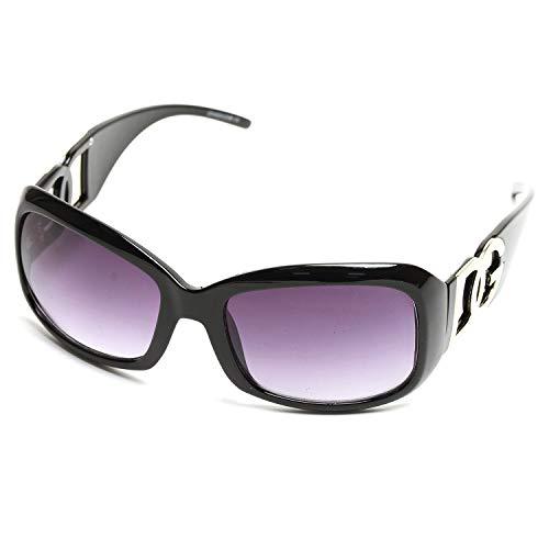 DG's StudioPro large oversized sunglasses for women vintage Frame Non-polaroid sunglasses for women Designer Style black oversized sunglasses Top Fashion Shades big black womens sunglasses