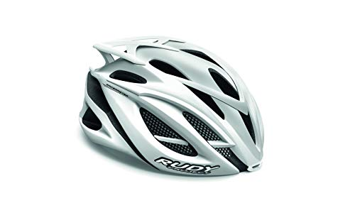 Rudy Project Racemaster MIPS Helm White Stealth (Matte) Kopfumfang 54-58cm 2020 Fahrradhelm