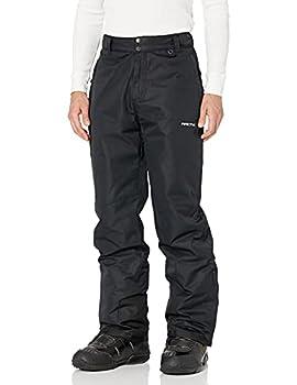 Arctix Men s Essential Snow Pants Black Medium/Short