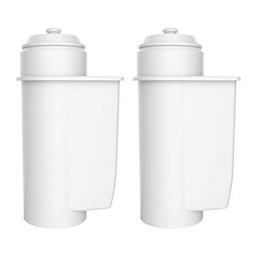 AquaCrest AQK-01 Reemplazo del Filtro de Agua para máquinas de café - Brita Intenza; Siemens TZ70033, TCZ7003, TZ70003, EQ. Serie; Bosch 12008246 - Incluyendo Varios Modelos de Neff & Gaggenau (2)