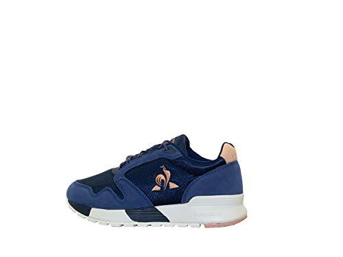 Le Coq Sportif Omega X W, Zapatillas Mujer, Estate Blue, 38 EU