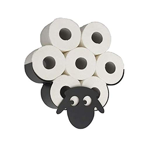 Top 10 best selling list for sheep shaped toilet paper holder