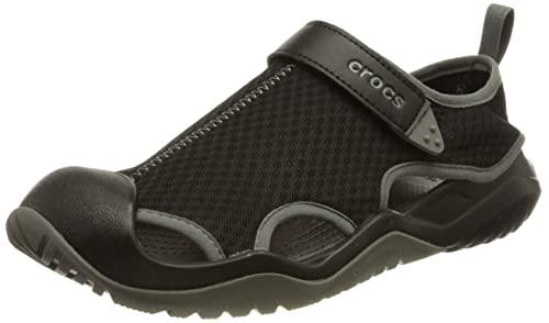 Crocs Herren Swiftwater Mesh Deck Sandal...