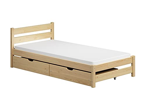 Colchon Latex Natural 90x190 Marca Children's Beds Home