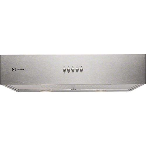 Electrolux: Dunstabzugshaube, Spezialmodell, Abluft, Chrom, DVL5500CN