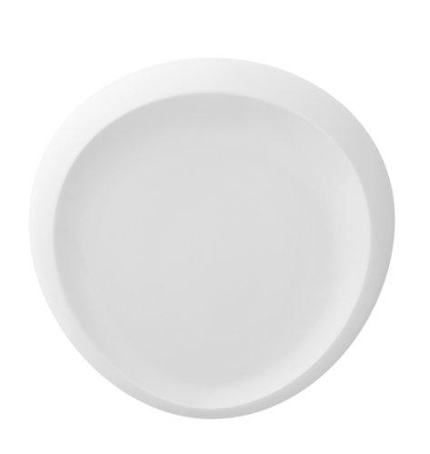 Kahla - Porcelaine pour les Sens 363412A90036C Tao Assiette à Repas Blanc 28 cm