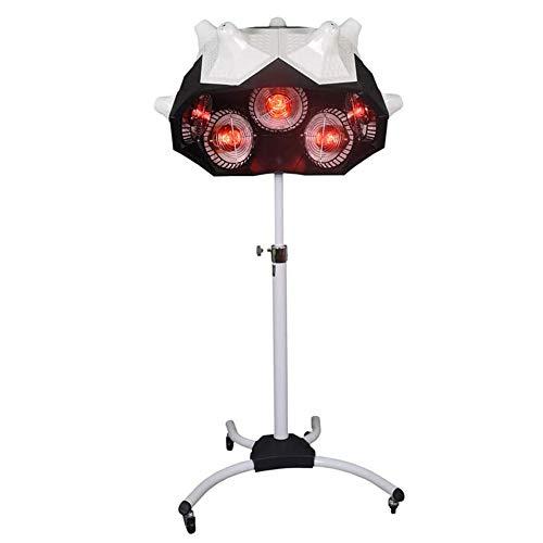 D&XQX Outils de Coiffure, Lampe de Chauffage Infrarouge, Salon Sèche-Cheveux Couleur Processeur Vertical Salon de Coiffure Heater Spécial Coiffure