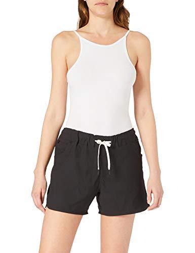 ATG by Wrangler Drawstring Short Pantalones Cortos de Senderismo, Negro, XS para...