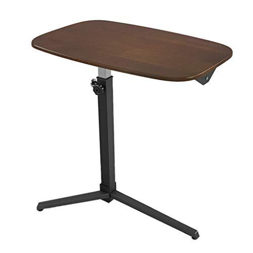 Mały stolik kawowy, podnoszone wielofunkcyjne stoliki boczne, na kółkach, łożysko 20 kg, stolik boczny do sofy Nowoczesny salon Sypialnia Mobilny stolik narożny