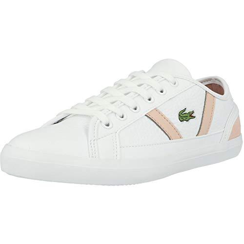 Lacoste 739cfa002483j, Zapatillas para Mujer, Blanco, 38 EU