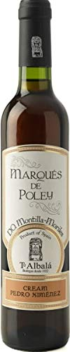Marques De Poley Cream Al PX Vino - 500 ml