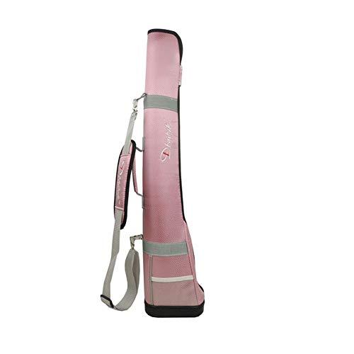Great Price! Half Golf Club Bag - Golf Travel Canvas Bag Lightweight Driving Range Carrier Practice ...