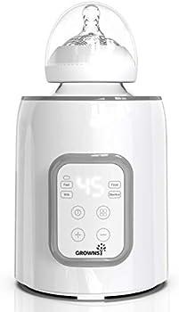 Grownsy 5-in-1 Fast Baby Bottle Warmer and Sterilizer