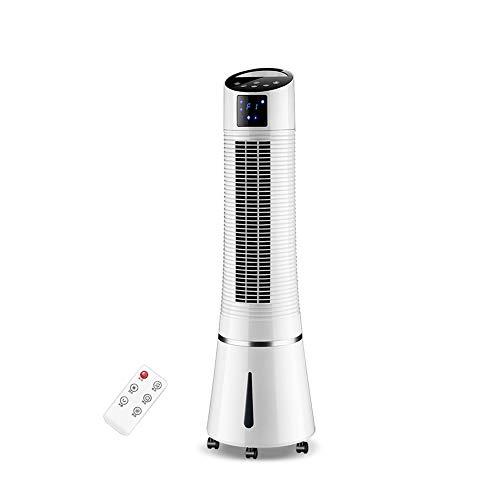 Klimagerät Klimagerät Mobile Klimaanlage Luftkühler Verdunstungskühler Tragbar Klima Ventilator Remote Timing Kopfschütteln LED-Anzeige