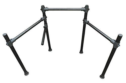 Alesis Nitro Kit/DM Lite Kit/Burst Kit Electronic Drum Full Stage Rack for Expansion/Replacement - 1 1/8 inch Tubing
