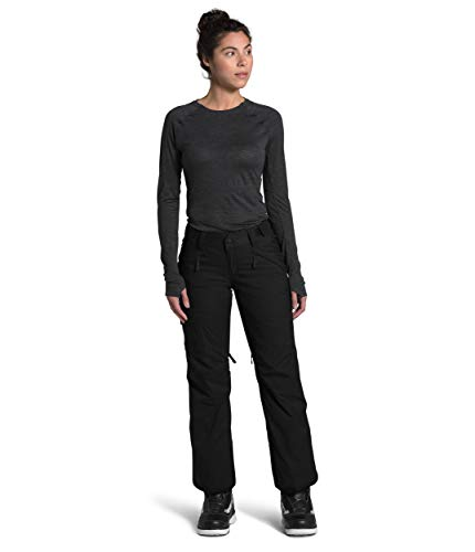 The North Face Women's Freedom Insulated Pant, TNF Black, M Regular