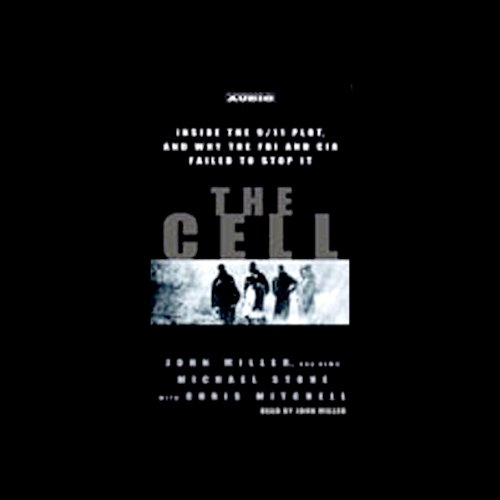 The Cell audiobook cover art