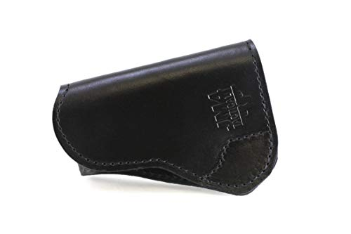 JM4 Tactical Magnetic Black Left Hand Medium Short 2- Great for Firearms Such as | Sig Sauer P365 | Diamondback DB9 | G42 | Colt Mustang XSP