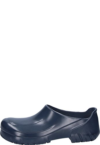 Birkenstock A 640, Sabots mixte adulte, Blau (Blau), 46 EU