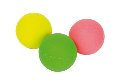 Balles de plage - 3 Pièces - Fluor