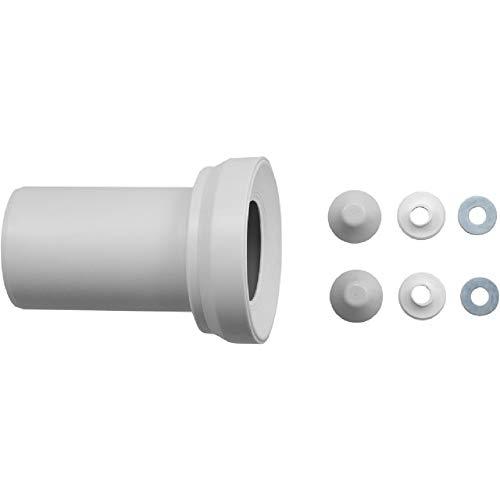 Cornat CKAST90180 Wand-WC-Anschluss-Stutzen DN90, 180 mm